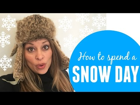 How to Spend a Snow Day | Lisa in the city