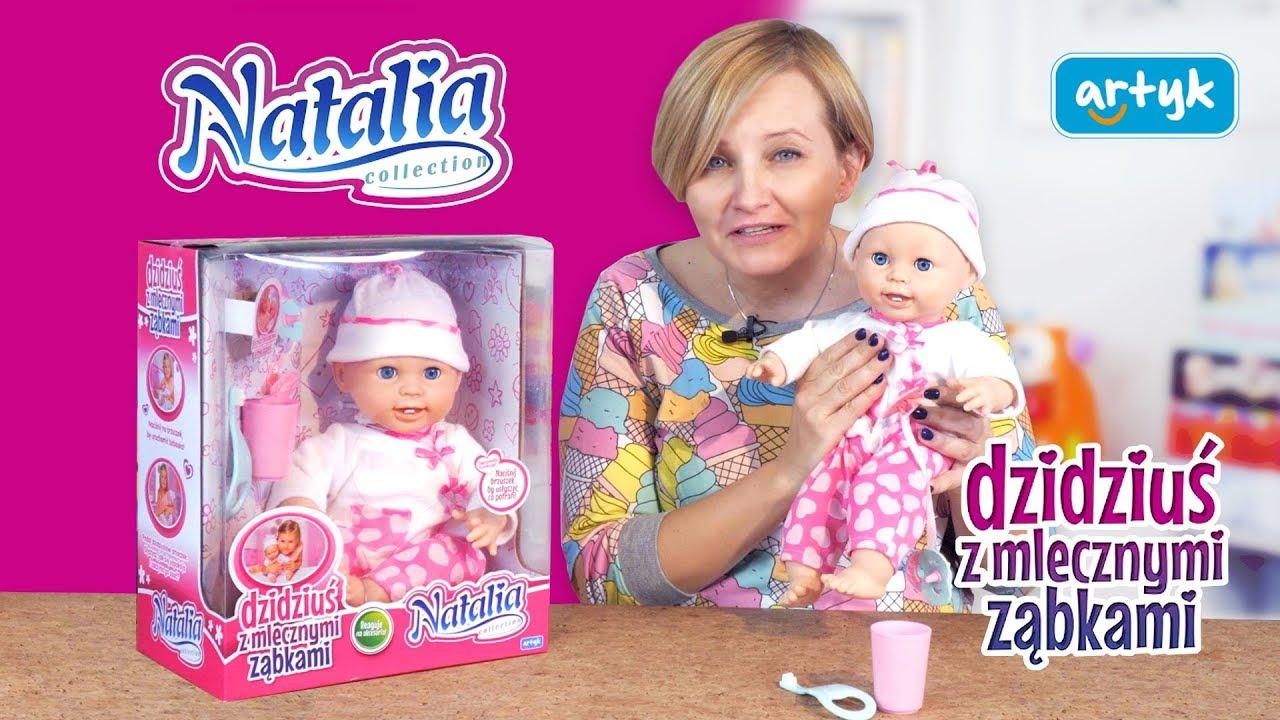 Lalka Natalia Bobas Mlecznymi ząbkami, Artyk