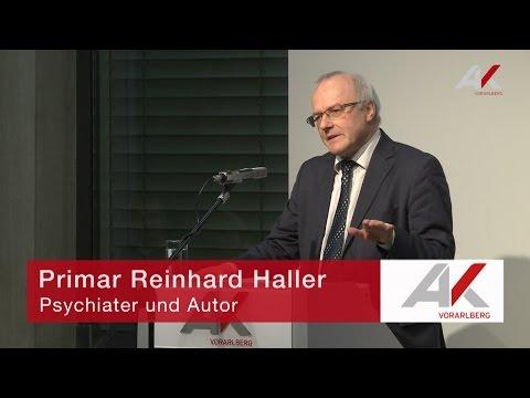 Reinhard Haller: Die Macht der Kränkung