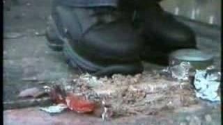 Buffalo Boots 1339 Vs. Osterhase (crushing)