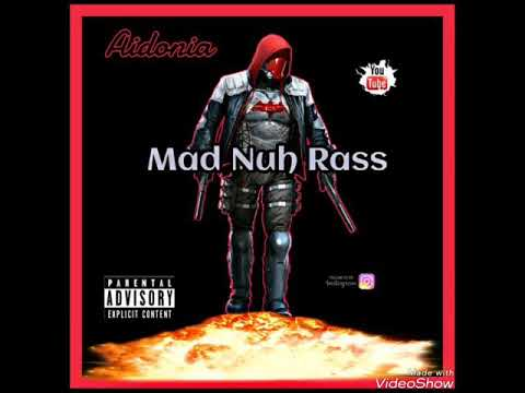 Aidonia - Mad Nuh Rass (Masicka Diss) - Dancehall 20'17
