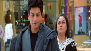 Shah Rukh Khan - Мама - И в печали и в радости