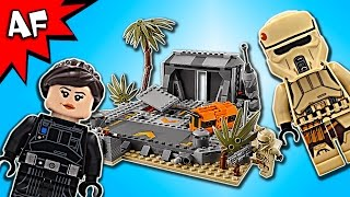 Lego Star Wars Rogue One Battle on Scarif 75171 Speed Build