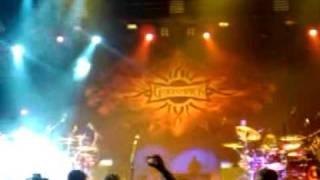 Godsmack - Mayhem Festival @ Comfort Dental Amphitheatre July 18, 2011