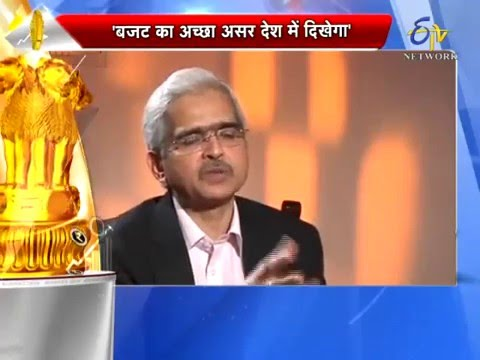 Khas Mulakat-Shaktikanta Das-IAS-Joint Secretary-Budget-Dept. Of Economic Affairs-On 6th March 2016