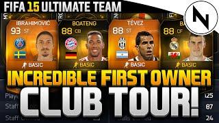 THE PERFECT CLUB - FIFA 15 CLUB TOUR - Ultimate Team