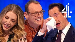 """Jimmy Carr Has """"A BIT OF A CRY"""" After Sean Lock's Comeback! 