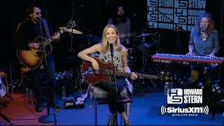 "Sheryl Crow ""Halfway There"" Live on the Howard Stern Show"