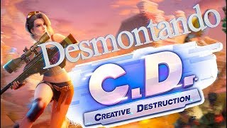 Desmontando Creative Destruction