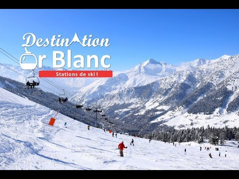 Destination Or Blanc - Grand Tourmalet