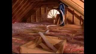 How to Install AttiCat Blown-In Insulation