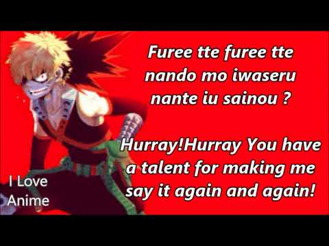 Boku no Hero Academia ED  ENDING 3 Lyrics