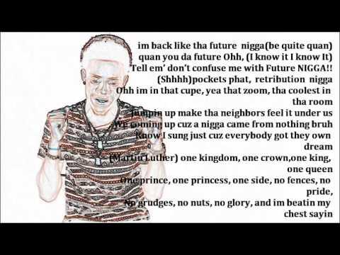 Lyrics Rich Homie Quan Diss Future