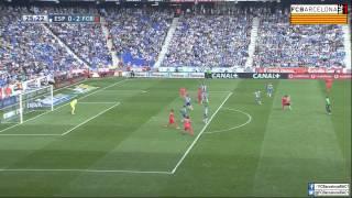 T14/15 J33 Liga BBVA: RCD Espanyol 0-2 FC Barcelona (RAC1)
