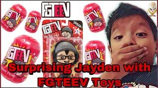 New FGTEEV Toys!