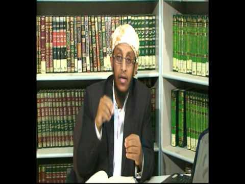 Eritrea Ethiopia Islam Muslim Dawa Tigrigna Toheed Ders Part One