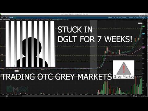 Stuck in $DGLT Halt for 7 Weeks! - Nightmare Scenarios - Trading OTC Greys