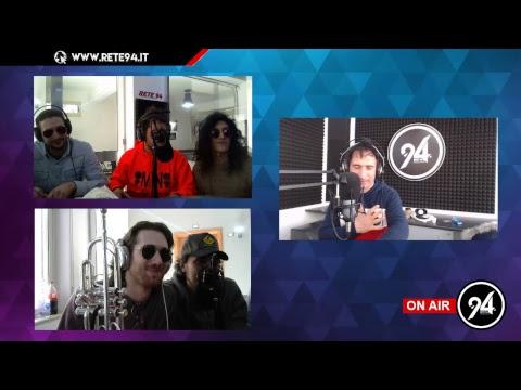 LIVE La Sveglia di Walden | ospiti: Reggae Zone Family