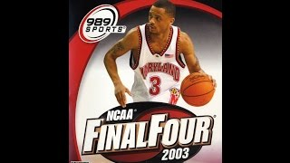 NCAA FinalFour 2003 - PS2 2002 (Opening)