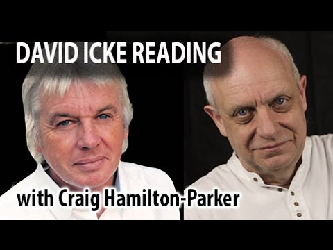 David Icke Interview with Psychic 2017 Update