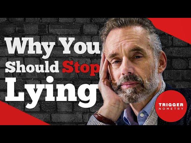Jordan Peterson - Why You Shouldn't Lie