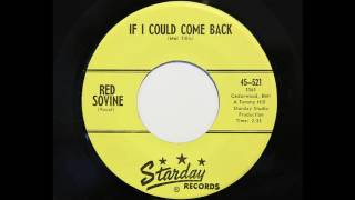 Red Sovine - If I Could Come Back (Starday 521) YouTube Videos