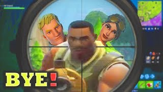 Fortnite Funny and WTF Moments (SNIPER GOD!) (Battle Royale)
