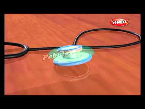 How does a Stethoscope Work | How Stuff Works | How Devices Work in 3D | Science For Kids