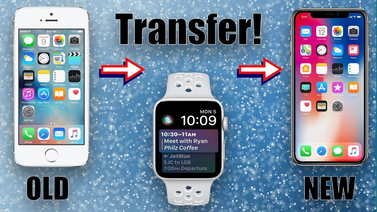 low priced 27f11 4e7c5 Setup Apple Watch on Your New iPhone!