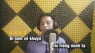 Cuộc Đời Tài Xế - Karaoke (Quỳnh Vũ)
