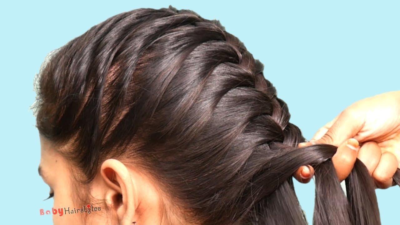 3 Simple Cute Hairstyles For Medium Hair Easy Hairstyles For Girls Hair Style Girl