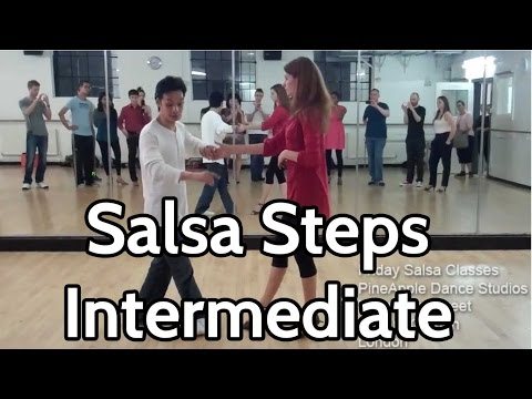 How to do Salsa Dancing Classes London @  Beginner Salsa Classes for Adults