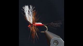 Fly Tying: Royal Poly Wing Humpy