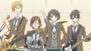 Первый трейлер к аниме сериалу Fukumenkei Noise Не скрывая крик