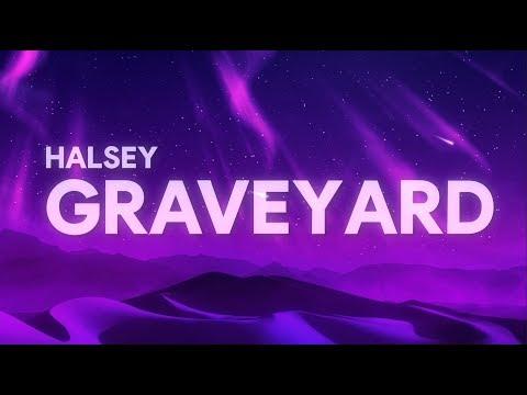 Halsey - Graveyard (Lyrics) Mp3