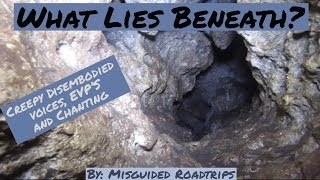 What Lies Beneath??  Going underground in the Creepy Caves of Florida