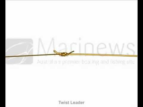 How To Tie Twist Leader