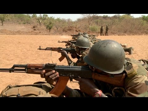 Training Mali's military: 'The enemy understands we are ready'
