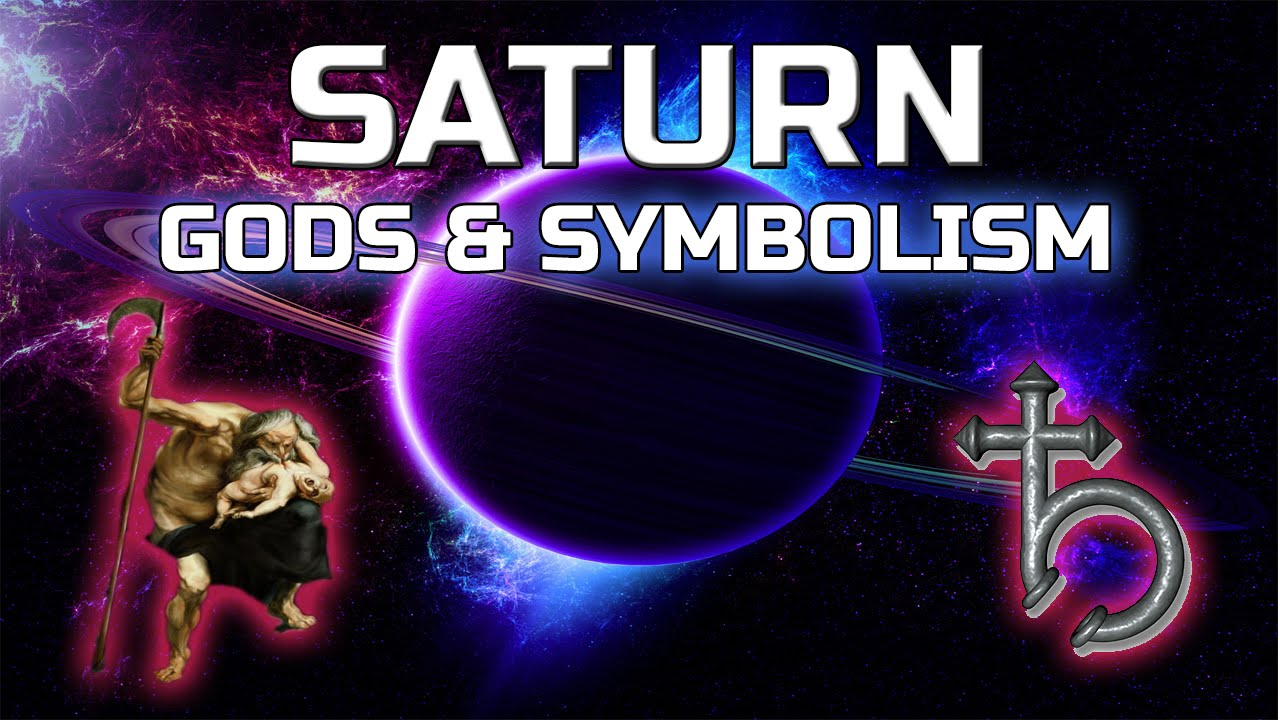 Saturn The Occult Gods Symbolism Youtube
