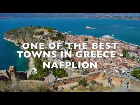 ONE OF THE BEST TOWNS IN GREECE - NAFPLION