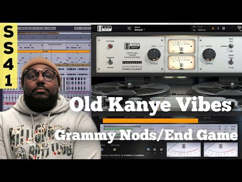 Soul Sunday 41 - Making Old Kanye West Vibes In Ableton Live   Grammy Nominees 2019 x Avengers 4