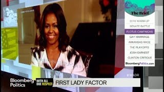 Michelle Obama, Up in Arms