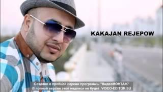 Какаджан Реджепов ft uNo mc – Любовь, не снег -  она не тает