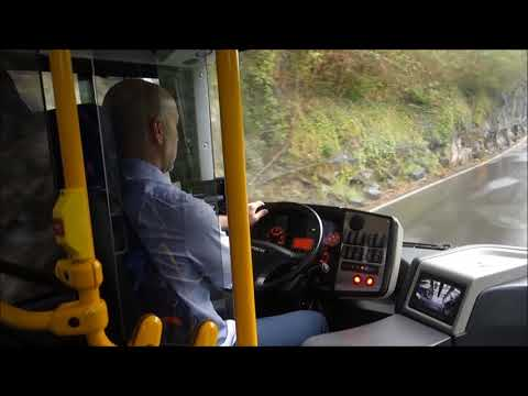 Bellagio To Como, Italy ~ Incredible Bus Ride!