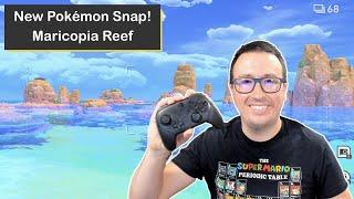 New Pokémon Snap! Maricopia Reef on Nintendo Switch