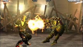 Tekken 5 - Urben Jungle with HoHoHo + mp3 DL