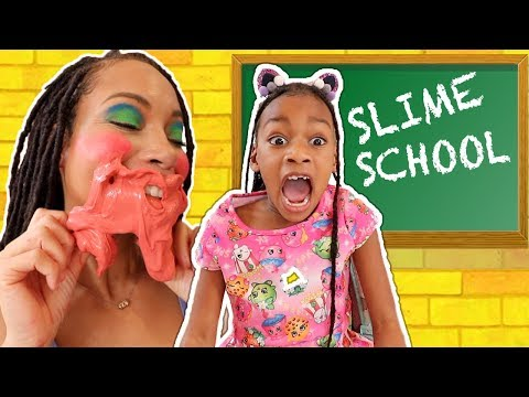 Slime School Silly Teacher - New Toy School