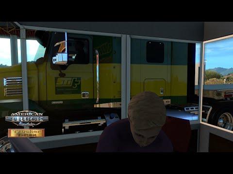 American Truck Simulator video number 226 |