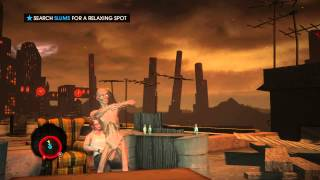 Saints Row: Gat out of Hell |Kinzie's relaxing spot|