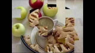 Яблочная Шарлотка. Супер простой рецепт.